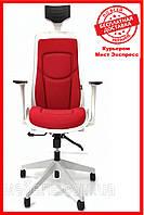 Офисное компьютерное кресло Barsky Freelance White/Red BFB-04