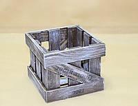 Ящик декоративный ДЯМ-1 (малый, квадратный)