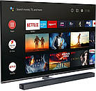 Телевизор TCL 65X10 ( PPI 3200 / 4K / Android / Smart TV / Mini LED / 600 Кд / Wi-Fi / DVB-C/T/S/T2/S2), фото 2