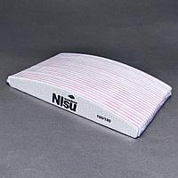 Пилки для ногтей 100/180 NIsu Professional  25 шт