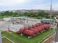 Гидроизоляция металлических резервуаров наземного типа