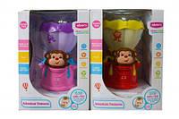 """Музыкальная игрушка """"Обезьянка"""", ABERO, интерактивная игрушка,детские игрушки,подарки детям"""