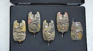 Набор комуфляжные сигнализаторы поклевки 4+1