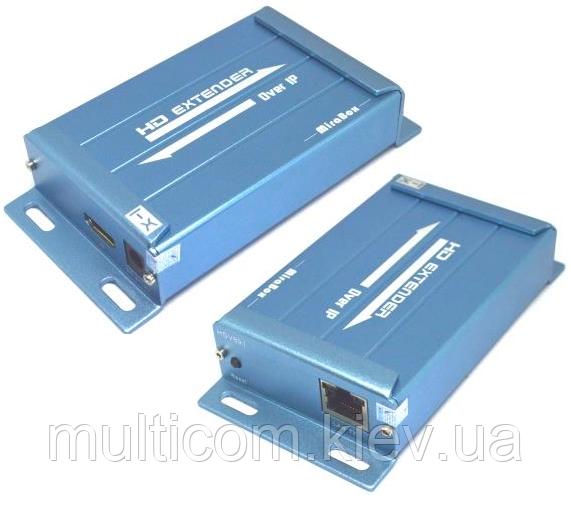HDMI EXTENDER TX (передатчик) + audio extractor, over TCP/IP, HSV891