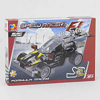 Конструктор Гоночная машина 2в1 для детей от 6 лет, 202 дет. Детский игровой набор для мальчиков