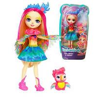Кукла энчантималс Попугай Пикки Enchantimals Peeki Parrot
