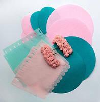 Набор текстиля в кукольный домик NestWood Большой Особняк/Дом Приключений для кукол LOL
