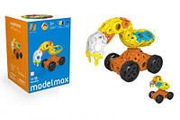"""Конструктор """"Modеlmax"""" Экскаватор (103 детали), детские конструкторы,конструктор для мальчиков,конструктор"""
