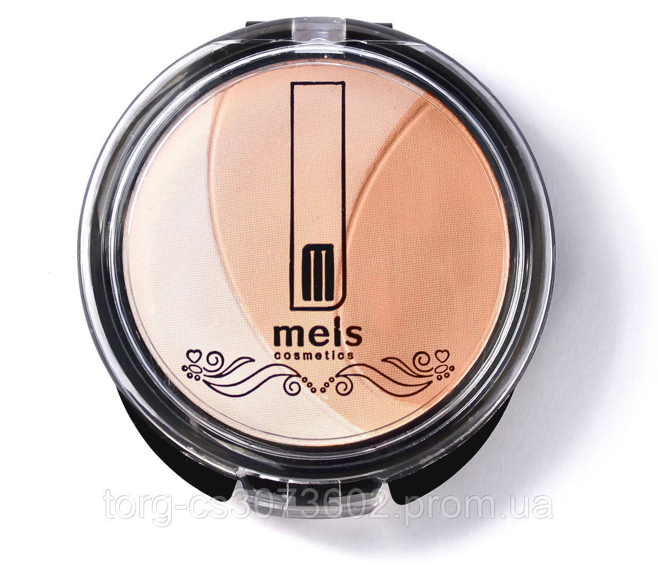 Компактная пудра Meis MS008