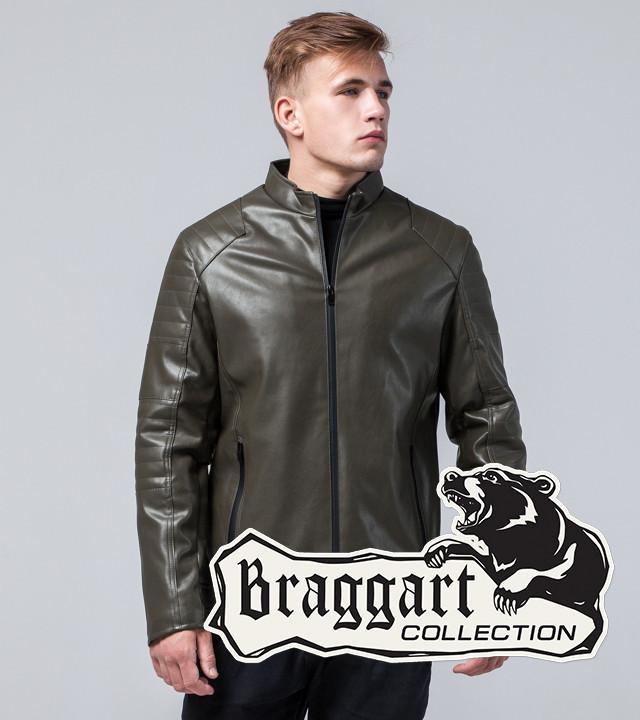Braggart Youth   Куртка на осень 4327 хаки