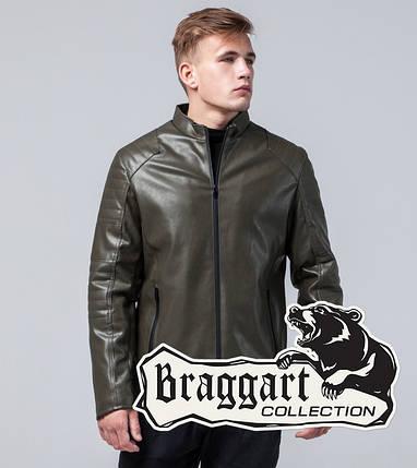 Braggart Youth   Куртка на осень 4327 хаки, фото 2