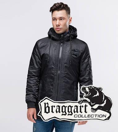 Braggart Youth | Демисезонная куртка 19740 черный, фото 2