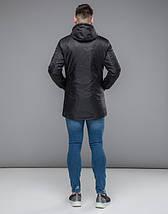 Braggart Youth | Демисезонная куртка 19740 черный, фото 3