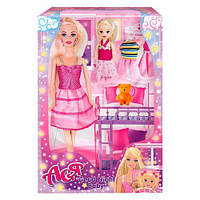 "Кукла ""Ася"" (с пупсом), кукольный набор,куклы,наборы кукол,куклы для девочек"