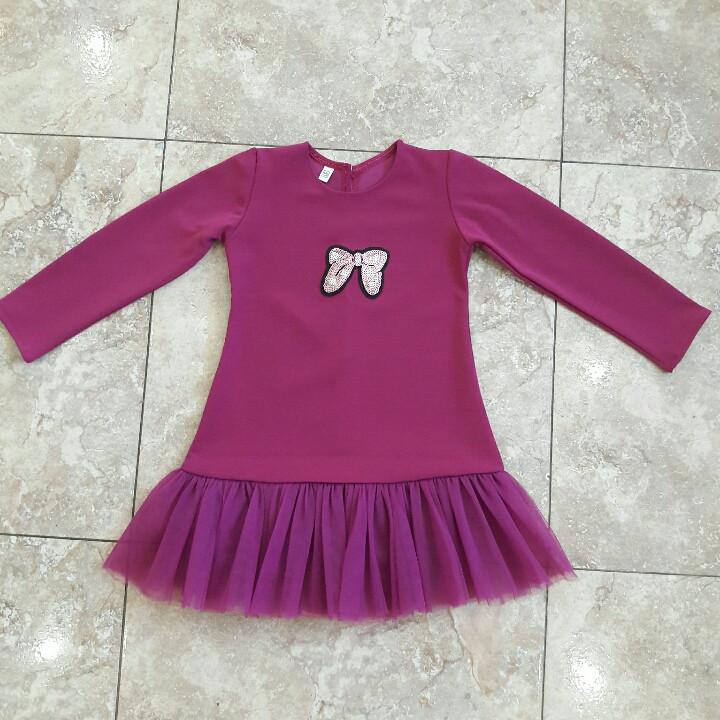Дитяче плаття туніка для садочка