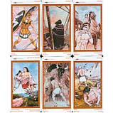 Таро Мифы Олимпа — Olympus Tarot, Лука Раймондо, ANKH, фото 2