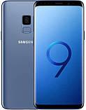 Смартфон Samsung Galaxy S9 SM-G960U 64Gb Coral Blue, фото 2