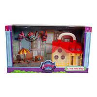 """Кукольный дом """"Petshop"""" с героями и мебелью, мебель для куклы,домик для кукол,кукольные домики,игрушки для"""