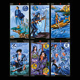 Таро Манга / Manga Tarot, Ріккардо Мінетті, ANKH, фото 3