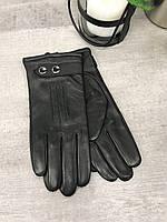 Мужские кожаные перчатки 1-933, фото 1