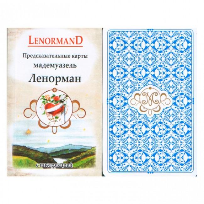 Предсказательные карты Ленорман / LenormanD, ANKH
