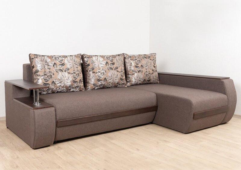 """Кутовий диван """"Токіо"""" від Вірконі 245см"""