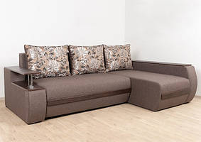 """Угловой диван """"Токио"""" от Виркони 245см"""