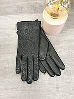 Женские кожаные сенсорные перчатки 1-947s1, фото 1