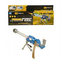 Пулемет музыкальный, DANGFA TOYS, детские пистолеты и автоматы,игрушки для мальчиков,детские пистолеты
