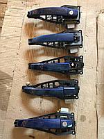 Хром накладки на дверные ручки Opel Zafira B автозапчасти б\у шрот