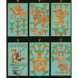 Таро Майя / Mayan Tarot, Сильван Алазии, ANKH, фото 4