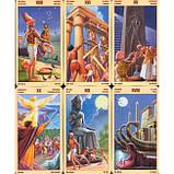 Таро Вечности (Карты Фараона Рамзеса) / Ramses: Tarot of Eternity, ANKH, фото 3