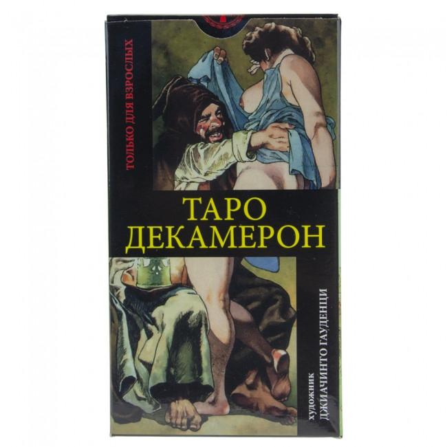 Таро Декамерон -  Decameron Tarot ANKH
