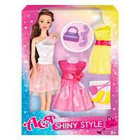 """Кукла """"Ася"""" с гардеробом и аксессуарами, куклы,игрушки для девочек,детские игрушки,пупс"""