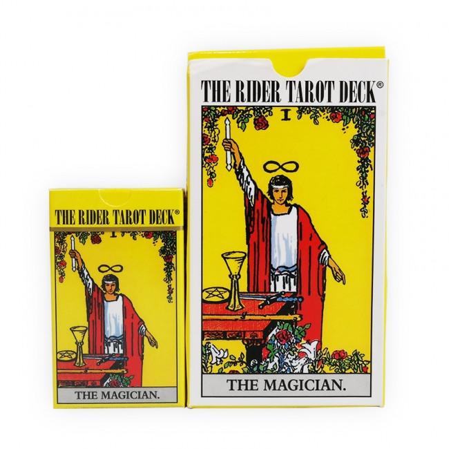 Мини Таро Уэйта - The Rider Tarot Deck by Pamela Colman