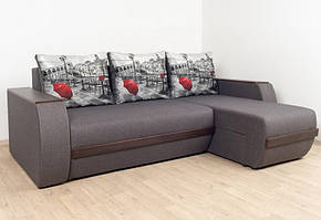"""Угловой диван """"Токио 2"""" от Виркони 245см"""