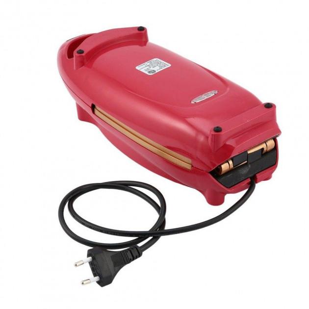 Инновационная электросковорода Red Copper 5 minuts chef PLUS |Электрическая скороварка для вторых блюд