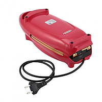 Инновационная электросковорода Red Copper 5 minuts chef PLUS |Электрическая скороварка для вторых блюд, фото 1