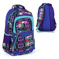 """Школьный рюкзак """"Этно"""", Yiguo, рюкзак,сумки,городской рюкзак"""