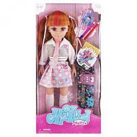 """Кукла """"Maylla: школьница"""", со школьными принадлежностями, кукольный набор,куклы,наборы кукол"""
