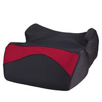 Автокресло детское Sprint Junior черно-красное  (15-36 кг)