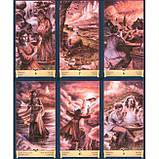 Таро Некрономикон Черный гремуар ANKH (Dark Grimoire Tarot), фото 2