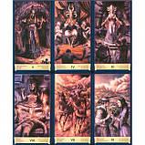 Таро Некрономикон Черный гремуар ANKH (Dark Grimoire Tarot), фото 4