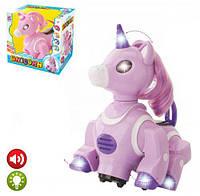 """Музыкальная игрушка """"Единорог"""" (фиолетовый), Tenfun, лошадки пони,детские игрушки,пони"""