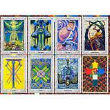 Карты Таро ТОТА, Алистер Кроули (Aleister Crowley), ANKH, фото 2