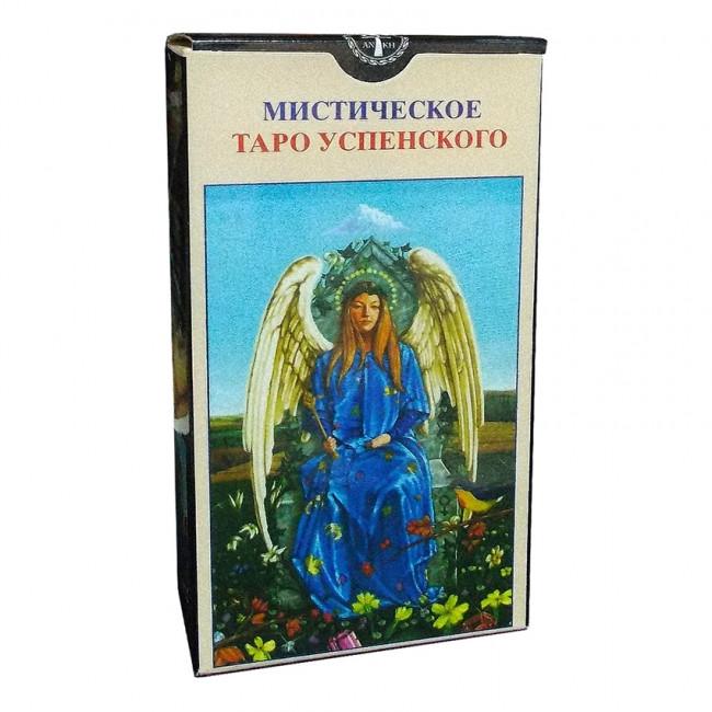 Містичне Таро Успенського / Contemplative Tarot, Адріано Булдрини, ANKH