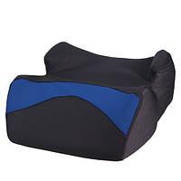Автокресло детское Sprint Junior черно-синее  (15-36 кг)