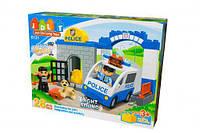 """Конструктор """"Полиция"""", 28 дет, JDLT, детские конструкторы,конструктор для мальчиков"""