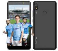 Смартфон техно со сканером отпечатка пальца на 2 sim Tecno POP3 (BB2) 1/16Gb DS Sandstone Black UA UCRF