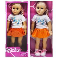 """Кукла """"DEFA"""" оранжевый, DEFA, куклы,игрушки для девочек,детские игрушки"""